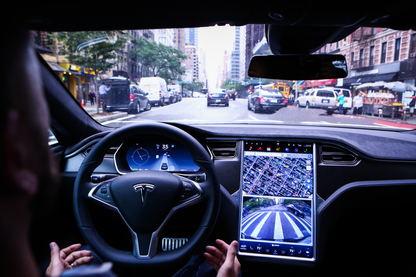 Tesla Has Increased The Price Of 'Full Self-Driving' To $10,000