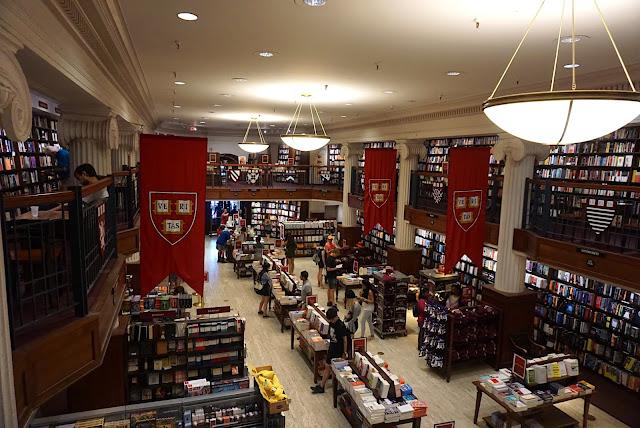 gift shop harvard university boston