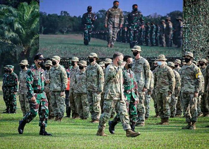 Rocky Gerung Beberkan 'Motif Politik' di Balik Latihan Bersama TNI AD dan Militer AS