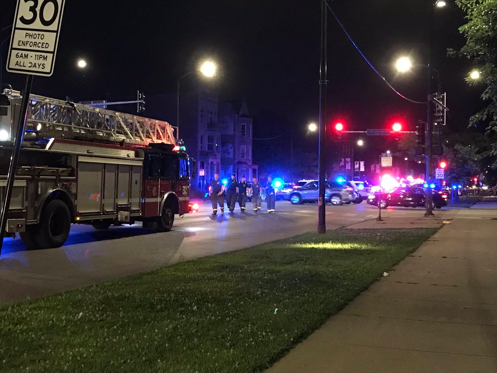 Apšaudē Čikāgā ievainoti 7 cilvēki