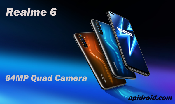 Realme 6 Pro / 64MP Quad Camera / Online Sale / Specifications, Price and details