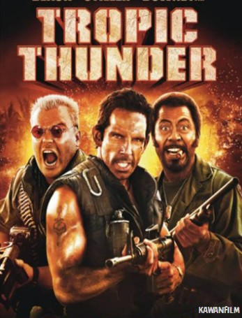 Tropic Thunder (2008) Bluray Subtitle Indonesia