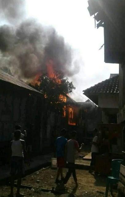 Sehari 3 Kali Terjadi Kebakaran Di Tempat Yang Berbeda