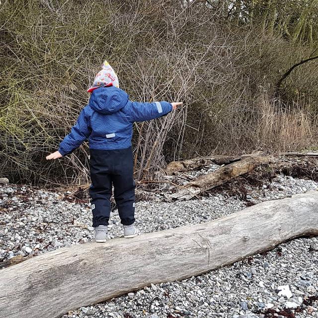 6 spannende Highlights im Süden von Als. Kinder spielen bei jedem Ausflug, auch unterhalb vom Wald von Blomeskobbel.