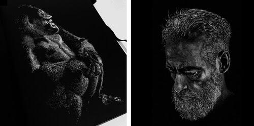 00-Ink-Portraits-Karsten-Silvers-www-designstack-co