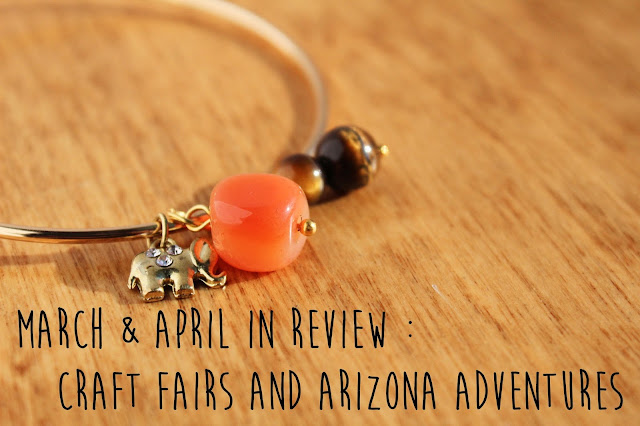 Elephant Tiger's Eye Charm bracelet