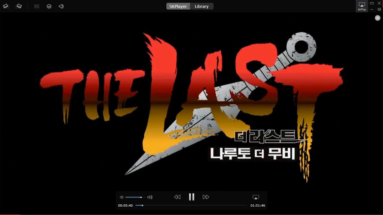 Naruto The Last Movie 720p HD Subtitle Indonesia