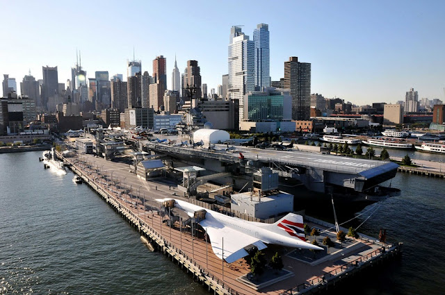 Intrepid Sea, Air e Space Museum em Nova York