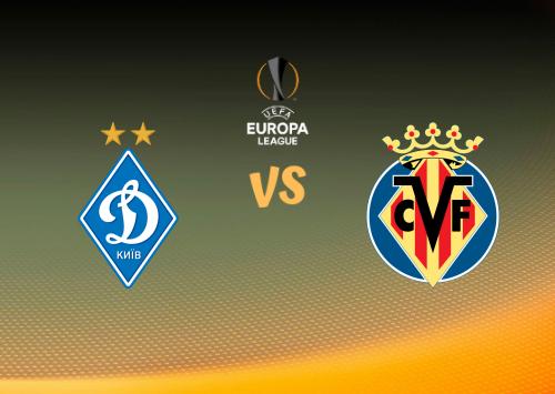 Dinamo Kiev vs Villarreal  Resumen