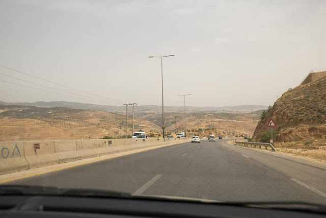 Carreteras en Jordania