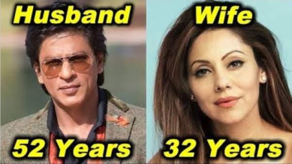 shahrukh khan real age