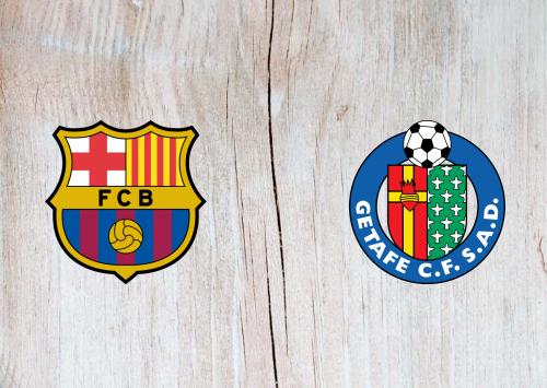 barcelona vs getafe - photo #2