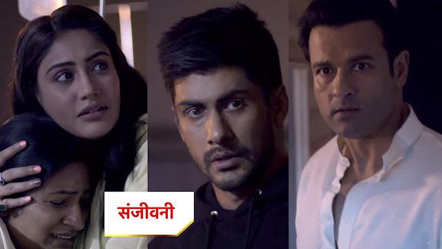 Future Story :  Sid Ishani reaches Vardhan's secret ward ugly truth unfolds in Sanjivani 2