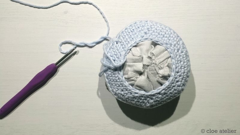 ALFILETERO A CROCHET { TUTORIAL CON PATRÓN } - Handbox Craft Lovers ...