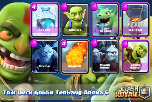 Goblins + Goblin Barrel Deck