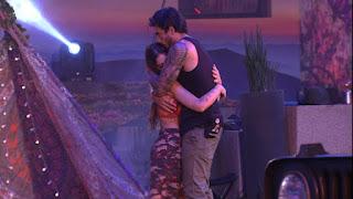 BBB20: Bianca e Guilherme dançam, e sister declara 'Amo você, viu?'