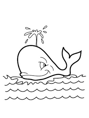 Best Ideas Ocean Animals Whale Coloring Pages For Kids