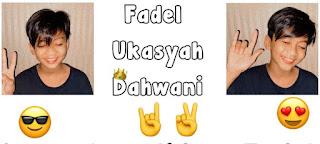 Fadel Ukasyah Dahwani