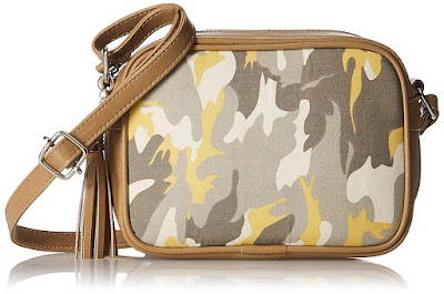 Shopping, Style and Us: India's Top Shopping and Self-Help Blog - BUY THIS KANVAS KATHA SLING BAG WITH CAMOUFLAGE PRINT