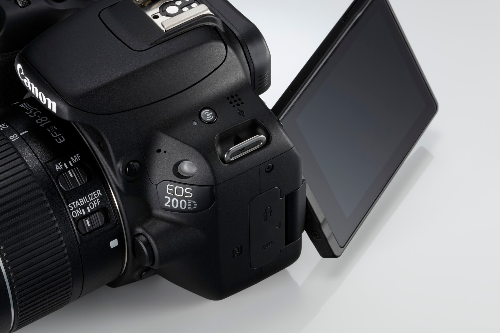 Canon EOS 100D vs Canon 200D Review - Park Cameras Blog