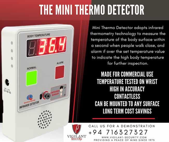 The Mini Thermo Detector
