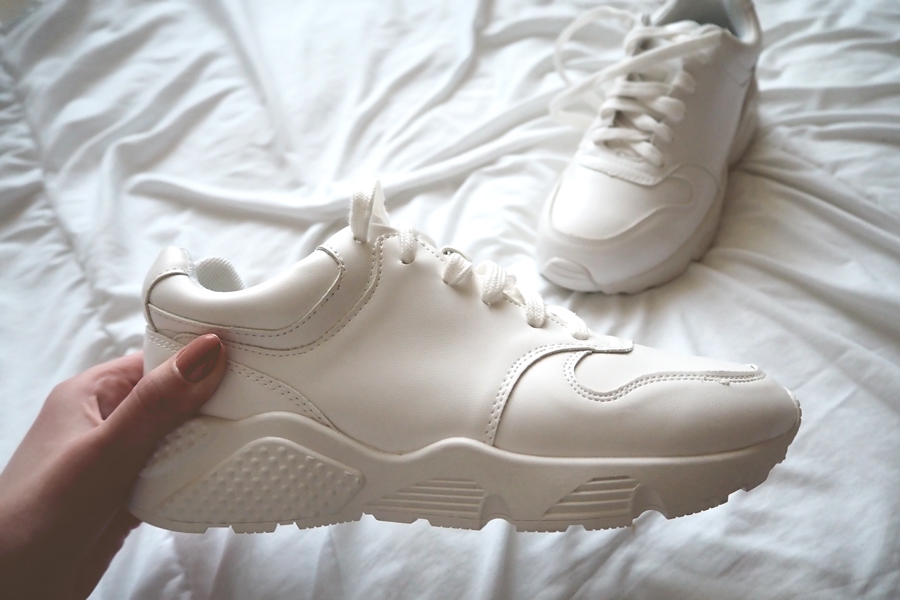 White Sneakers Please