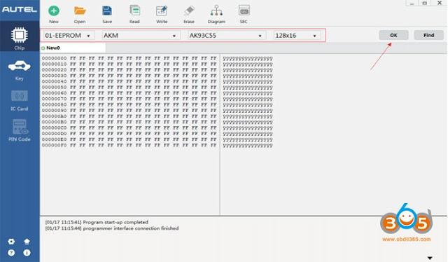 autel-XP400-software-menu-2