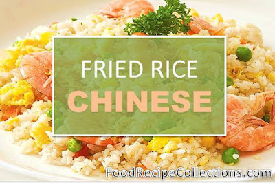 Chinese Fried Rice Authentic Recipe