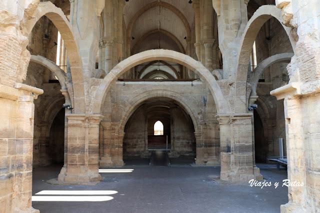 Iglesia del Monasterio de Santa Clara-a-Velha de Coimbra