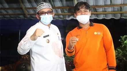 Arif Abdul Putra Dapat Support dari Wako Padang
