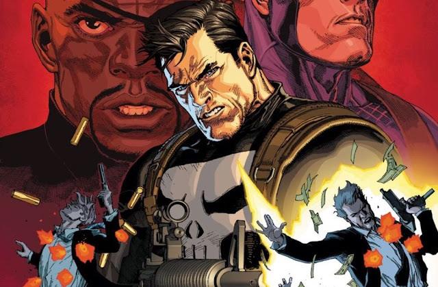 Asal-Usul dan Kekuatan The Punisher, Pemberantas Kejahatan Paling Brutal