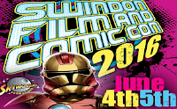 Swindon Comic Con 2016