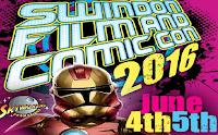 Swindon Comic Con 2016
