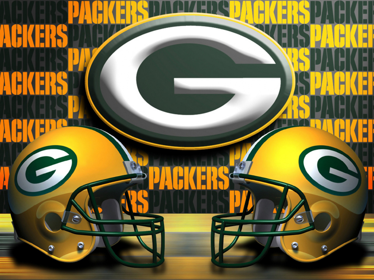 Green Bay Packer Wallpaper: Green Leaves: August 2012