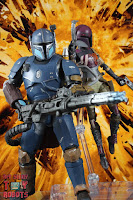 Black Series Heavy Infantry Mandalorian 42