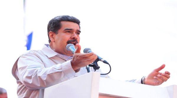 Presidente Maduro reafirma compromiso de diálogo con oposición venezolana