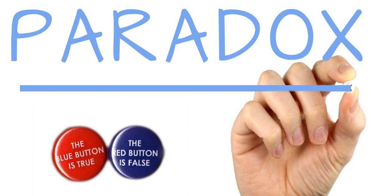 Contoh paradox kehidupan