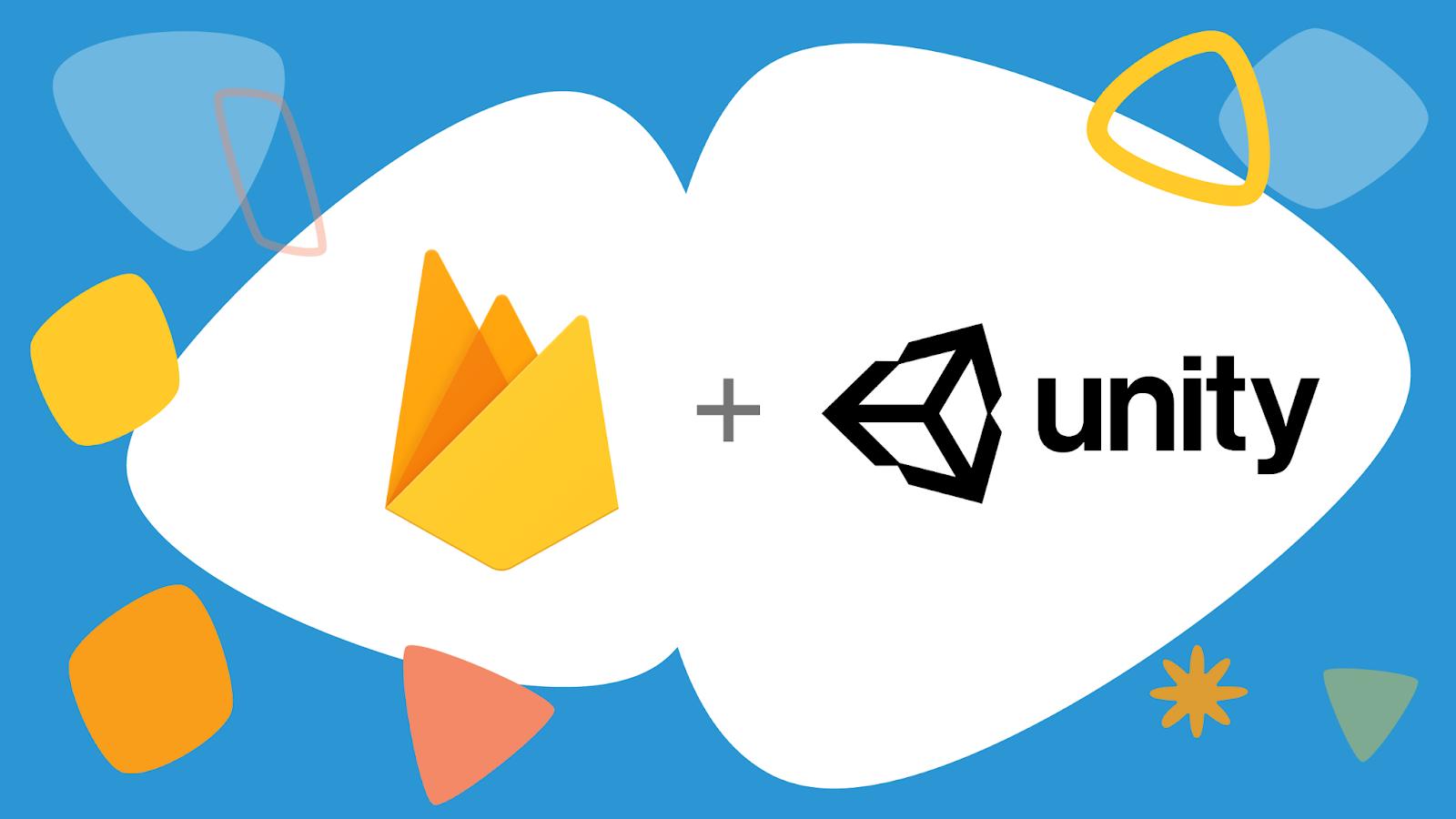 Imagem do Firebase mais Unity