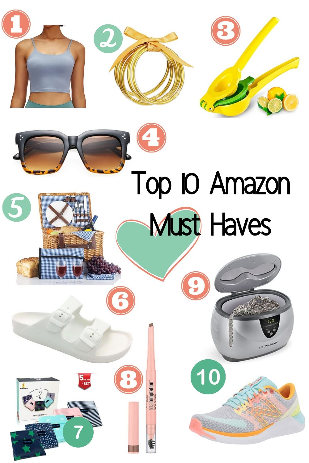 Mom Must Haves Amazon Favorites