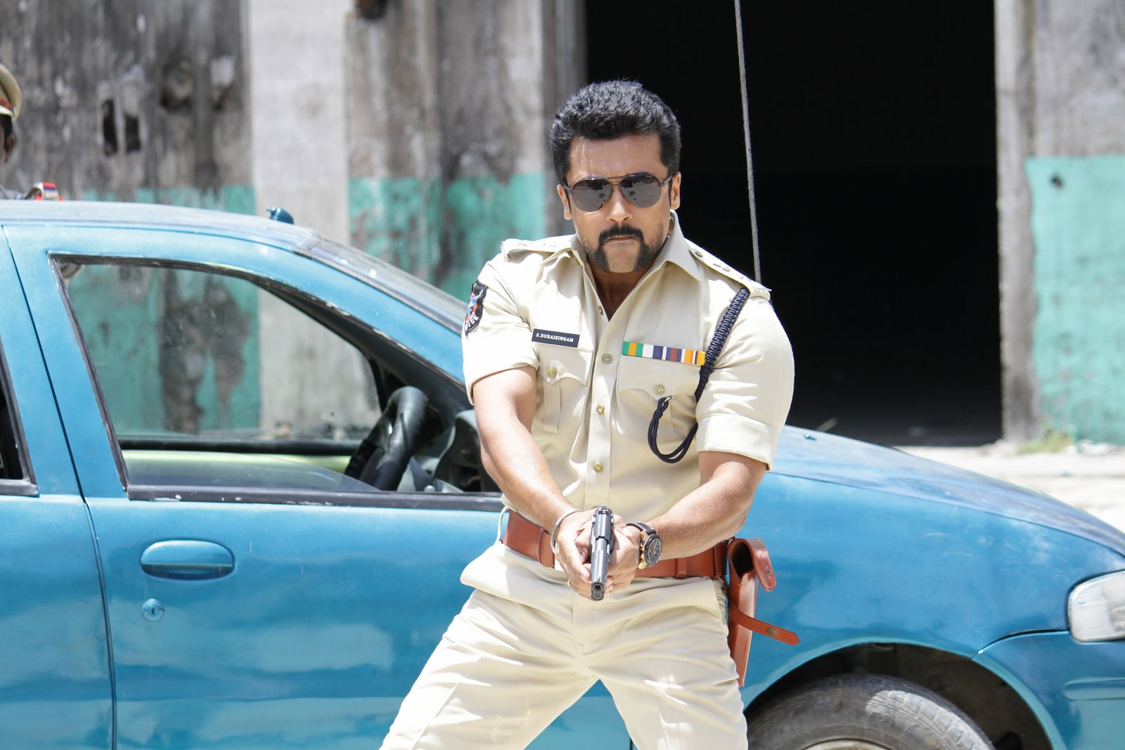 Suriya photos from Singam 3 movie-HQ-Photo-14