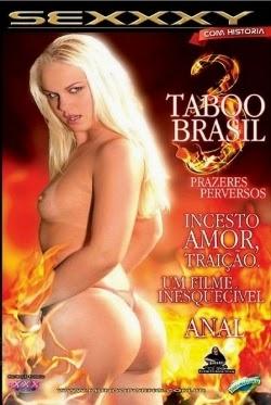 Incesto: Inmoralidad y traición (Taboo Brasil 3)