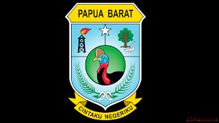 lambang logo provinsi papua barat png transparan - kanalmu
