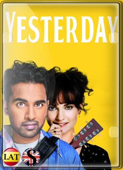 Yesterday (2019) FULL HD 1080P LATINO/INGLES