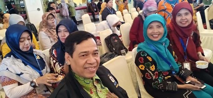 Direktur PNJ Hadiri Pembukaan Sentrinov 2019 Di Bangka Belitung