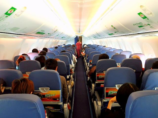 aerolinea tailandia