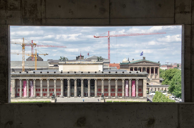 Baustelle Berliner Schloss, Stadtschloss, Schlossplatz, 10178 Berlin, 09.06.2015