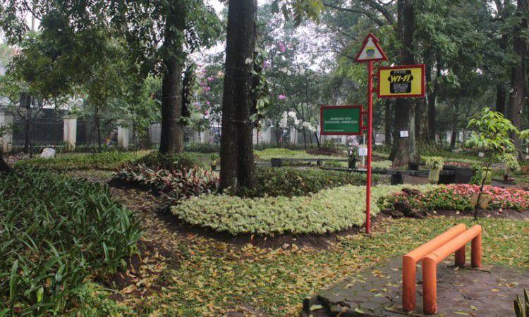 10 Taman di Tangerang yang Cocok untuk Refreshing