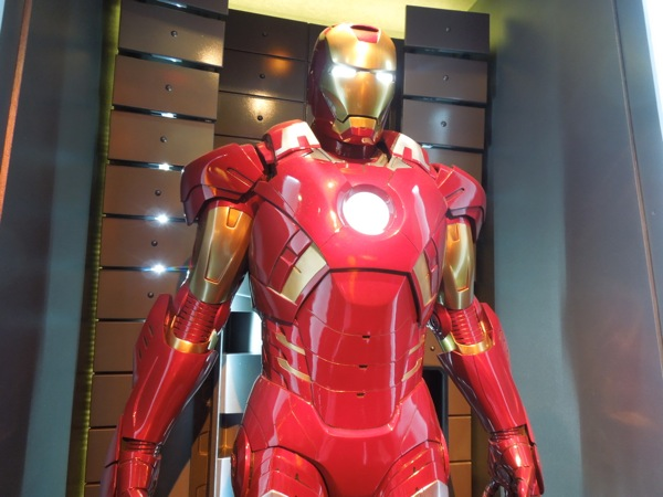 Iron Man Mark7 suit