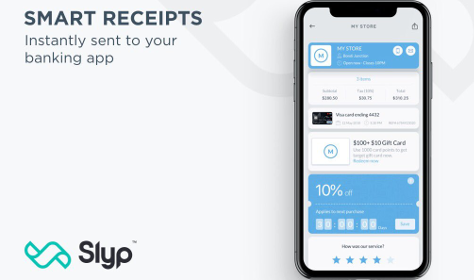 Slyp Smart Receipts