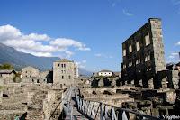 Visitare Aosta